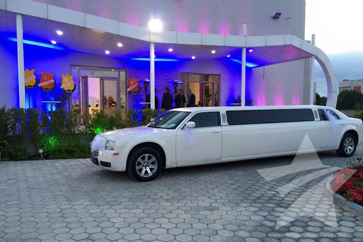 kıbrıs limuzin kiralama